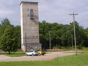Edwards Grain Elevator